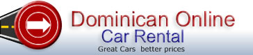 Dominican Online Car Rental, Great cars better prices